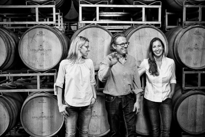 The family business - Julia, Jürgen and Victoria Lergenmüller