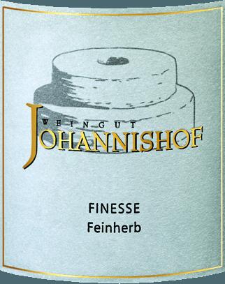 Finesse Riesling feinherb 2018 - Weingut Johannishof von Weingut Johannishof