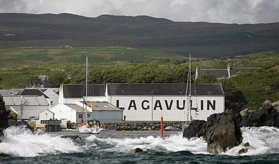 Lagavulin Brennerei Islay