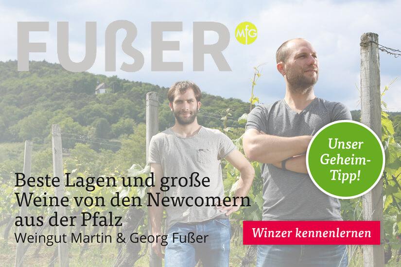 Produkte von Weingut Martin & Georg Fußer